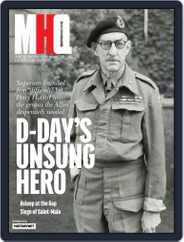 MHQ: The Quarterly Journal of Military History (Digital) Subscription May 1st, 2019 Issue