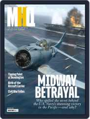 MHQ: The Quarterly Journal of Military History (Digital) Subscription January 1st, 2018 Issue