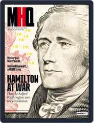 MHQ: The Quarterly Journal of Military History (Digital) Subscription March 1st, 2017 Issue