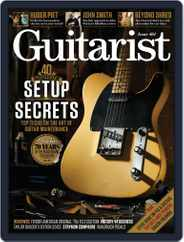 Guitarist (Digital) Subscription August 1st, 2020 Issue