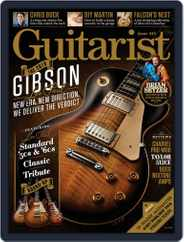 Guitarist (Digital) Subscription August 1st, 2019 Issue