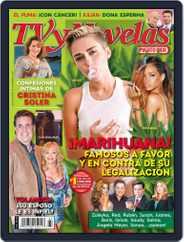 Tvynovelas Puerto Rico (Digital) Subscription November 19th, 2014 Issue