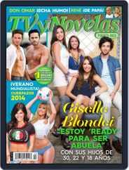 Tvynovelas Puerto Rico (Digital) Subscription June 25th, 2014 Issue