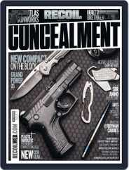 RECOIL Presents: Concealment (Digital) Subscription August 23rd, 2018 Issue