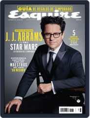 Esquire  México (Digital) Subscription December 1st, 2019 Issue