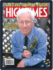 High Times (Digital) Subscription January 1st, 2020 Issue