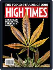 High Times (Digital) Subscription December 1st, 2019 Issue
