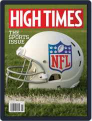 High Times (Digital) Subscription November 1st, 2019 Issue