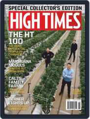High Times (Digital) Subscription June 1st, 2019 Issue