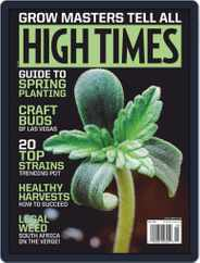 High Times (Digital) Subscription May 1st, 2019 Issue