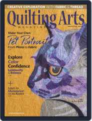 Quilting Arts (Digital) Subscription March 1st, 2019 Issue