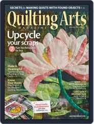 Quilting Arts (Digital) Subscription March 15th, 2018 Issue