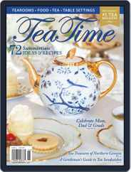 TeaTime (Digital) Subscription May 1st, 2020 Issue