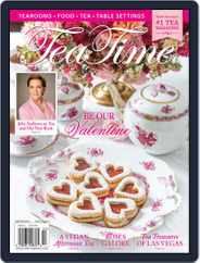 TeaTime (Digital) Subscription January 1st, 2020 Issue