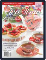 TeaTime (Digital) Subscription January 1st, 2019 Issue