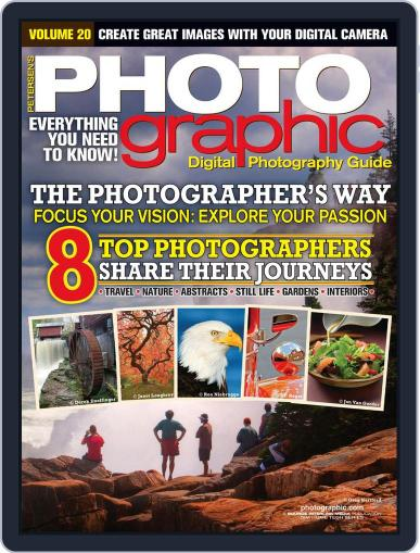 Petersen's Photographic December 1st, 2013 Digital Back Issue Cover