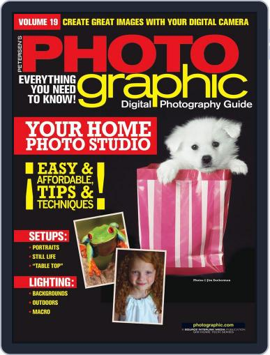 Petersen's Photographic June 1st, 2013 Digital Back Issue Cover