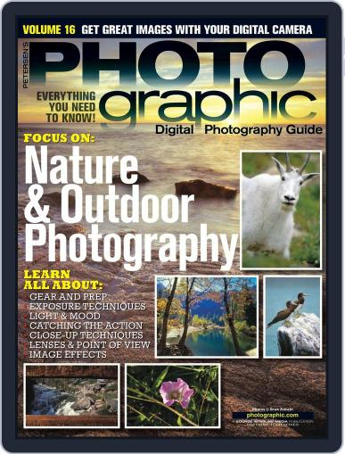 Petersen's Photographic September 19th, 2012 Digital Back Issue Cover