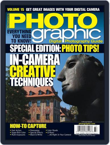 Petersen's Photographic June 19th, 2012 Digital Back Issue Cover