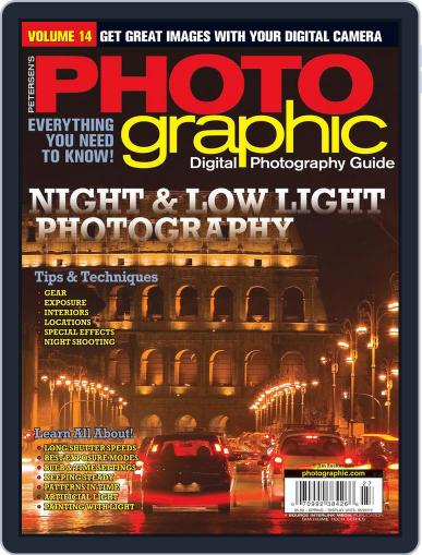 Petersen's Photographic March 20th, 2012 Digital Back Issue Cover