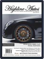 Highline Autos (Digital) Subscription April 1st, 2019 Issue