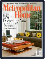Metropolitan Home (Digital) Subscription October 1st, 2009 Issue