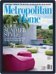 Metropolitan Home (Digital) Subscription July 1st, 2009 Issue