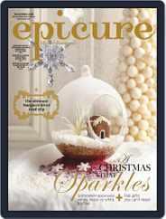 epicure (Digital) Subscription December 1st, 2018 Issue