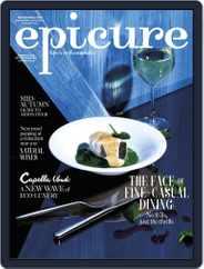 epicure (Digital) Subscription September 1st, 2018 Issue