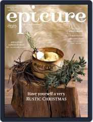 epicure (Digital) Subscription December 1st, 2017 Issue