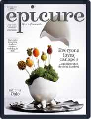epicure (Digital) Subscription October 1st, 2017 Issue