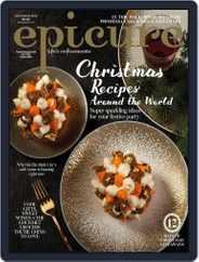 epicure (Digital) Subscription December 1st, 2016 Issue