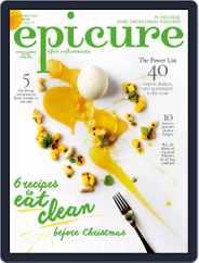 epicure (Digital) Subscription November 1st, 2016 Issue
