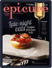epicure (Digital) Subscription September 1st, 2016 Issue