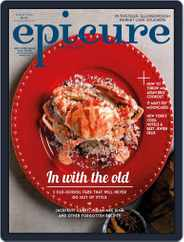epicure (Digital) Subscription August 1st, 2016 Issue