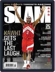 Slam (Digital) Subscription September 1st, 2019 Issue
