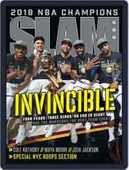 Slam (Digital) Subscription September 1st, 2018 Issue