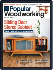 Popular Woodworking (Digital) Subscription June 1st, 2020 Issue