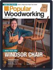 Popular Woodworking (Digital) Subscription June 1st, 2019 Issue