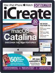 iCreate (Digital) Subscription September 1st, 2019 Issue