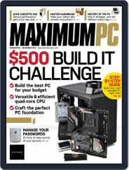 Maximum PC (Digital) Subscription December 1st, 2019 Issue