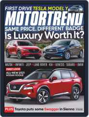 MotorTrend (Digital) Subscription August 1st, 2020 Issue
