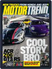 MotorTrend (Digital) Subscription April 1st, 2016 Issue