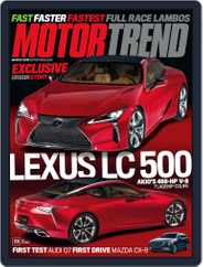 MotorTrend (Digital) Subscription March 1st, 2016 Issue