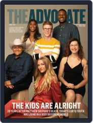 The Advocate (Digital) Subscription October 1st, 2018 Issue