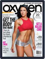 Oxygen (Digital) Subscription November 1st, 2017 Issue