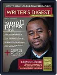 Writer's Digest (Digital) Subscription April 1st, 2020 Issue