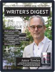 Writer's Digest (Digital) Subscription November 1st, 2019 Issue