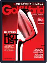Golf World (Digital) Subscription January 21st, 2014 Issue