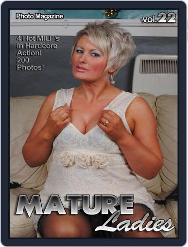 Mature Ladies Adult Photo July 9th, 2018 Digital Back Issue Cover